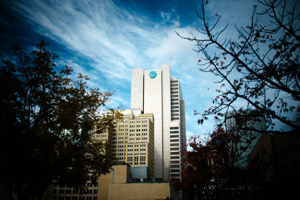 Dallas-based AT&T announced Wednesday that it planned to give all its employees in the U.S. a $1,000 bonus, after the tax bill's passage.