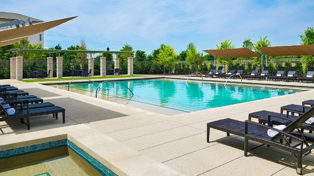 In Frisco, the Sheraton Stonebriar offers a deal with free meals for kids 12 and younger.