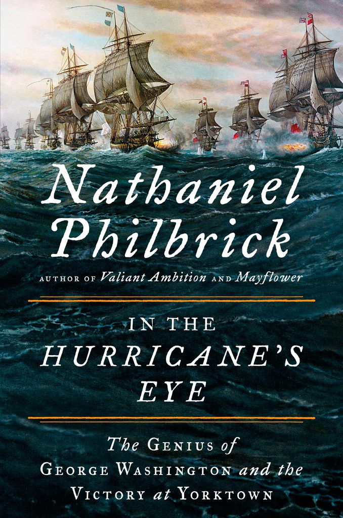 In the Hurricane's Eye, by Nathaniel Philbrick