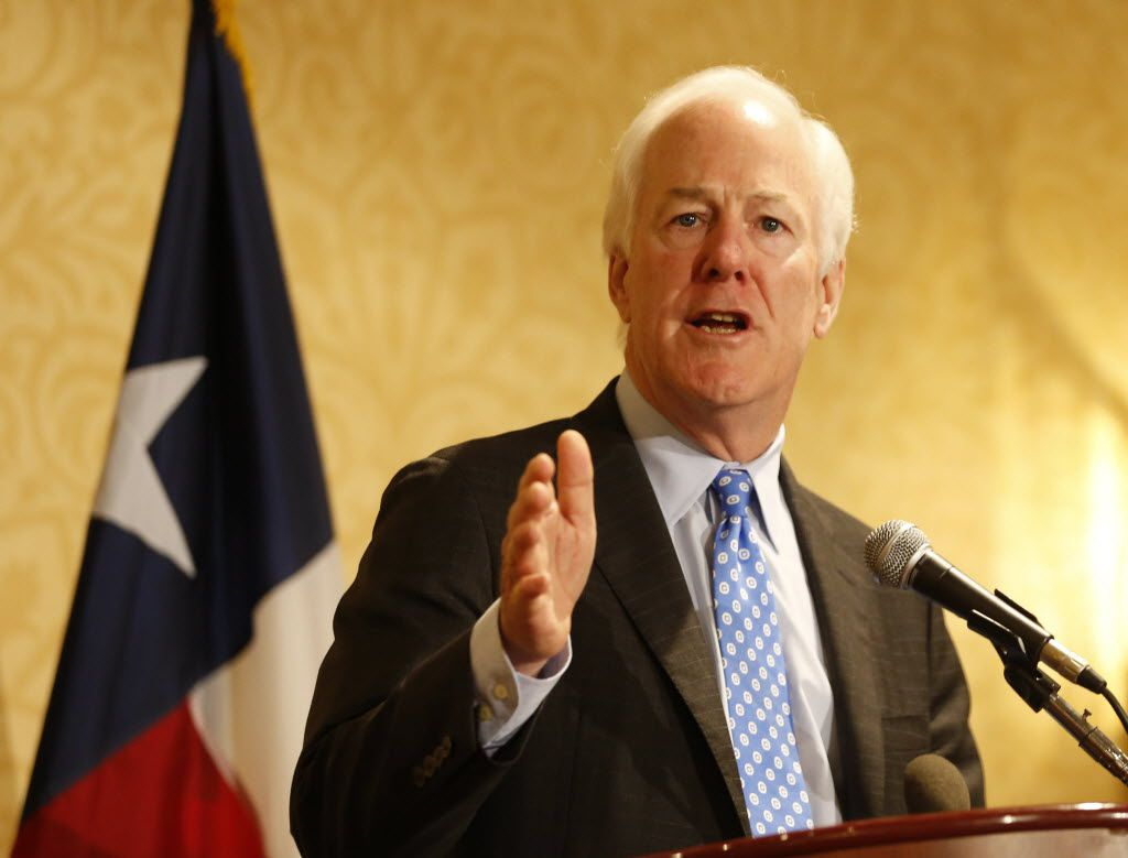 "Texas Sen. John Cornyn said he's optimistic about getting a tax revamp done, but added that it's ""too early to tell"" if there are enough votes to make it happen."