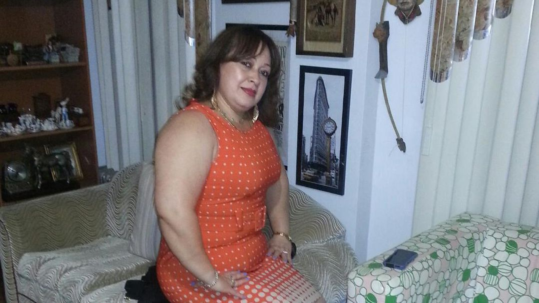 La madre de Sara, Esperanza Hernández. (ESPERANZA HERNÁNDEZ/CORTESÍA)