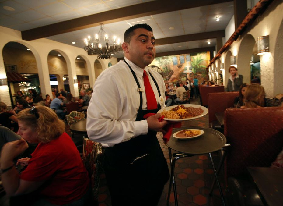 El Fenix is nearly 100 years old, can you believe it? It celebrates its 99th birthday on Sept. 14, 2017 with 99-cent enchiladas.