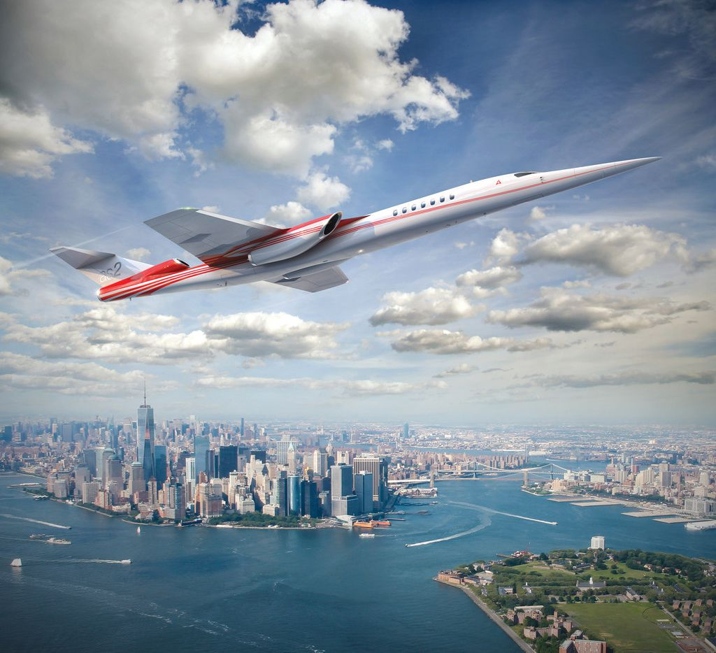 Fort Worth billionaire Robert Bass' Aerion Corp. is wants to develop the world s first supersonic business jet.