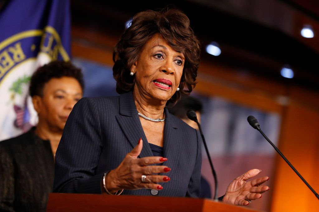 "Rep. Maxine Waters, D-Calif., says the Consumer Financial Protection Bureau ""stands up for people who have been ripped off."" (Aaron P. Bernstein/Getty Images)"