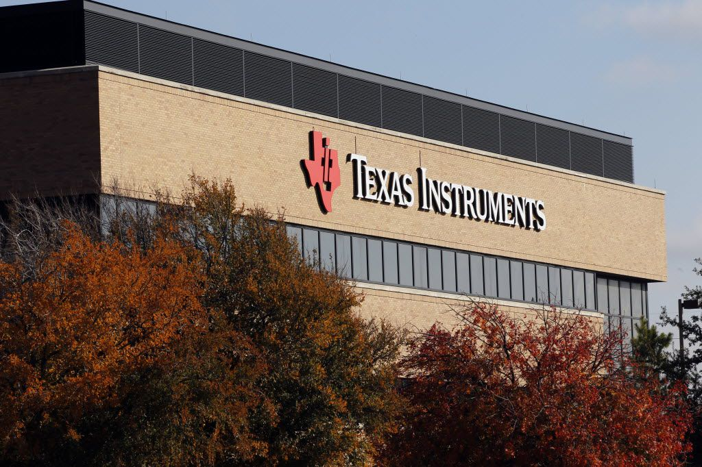 Texas Instruments reports its year-end results after the market closes today.