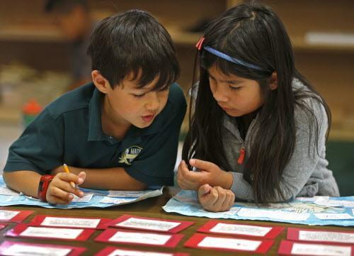 El distrito escolar de Dallas quiere atacar el tema de la desigualdad racial en sus escuelas. Foto: Jae S. Lee/The Dallas Morning News
