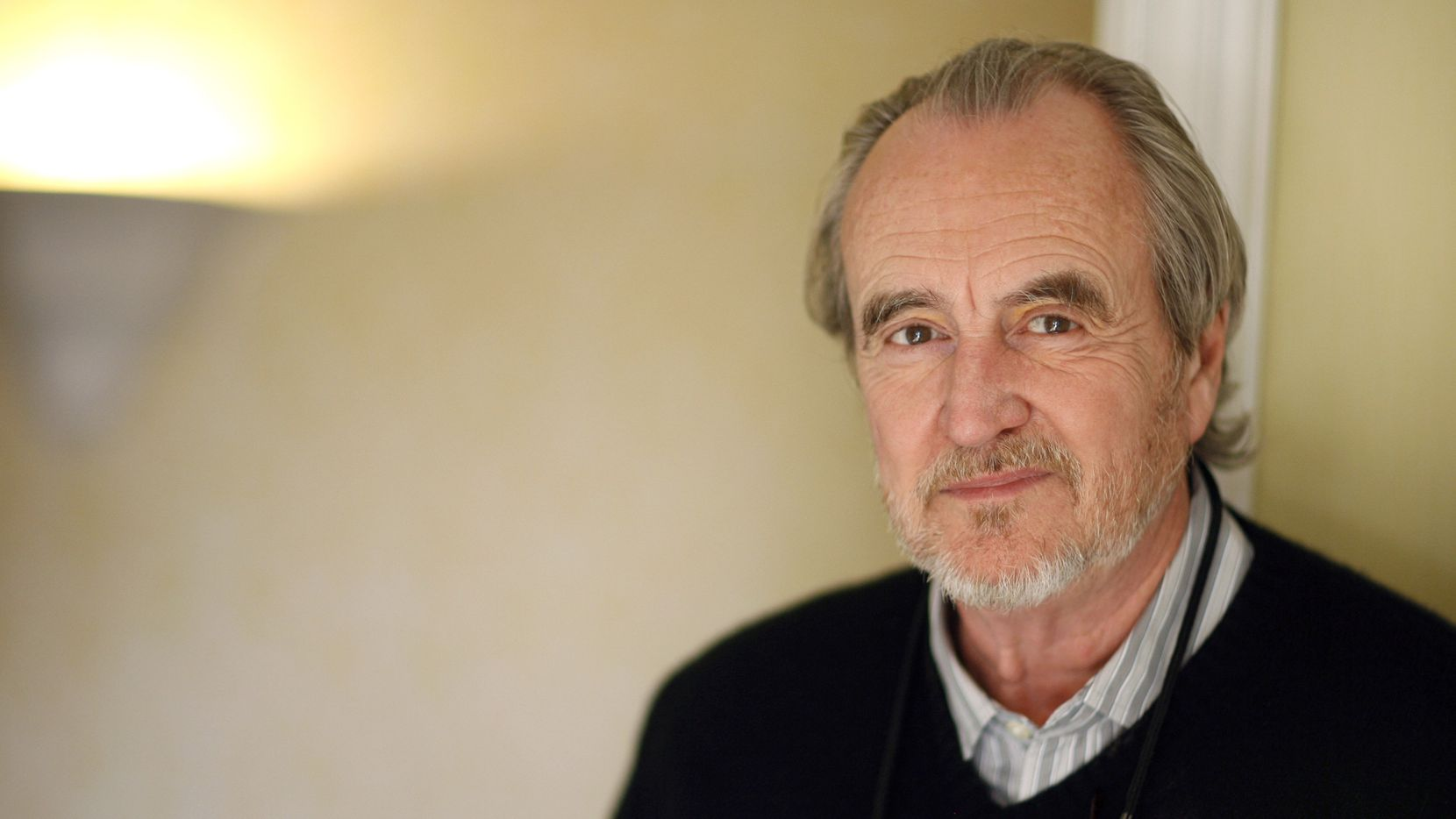 Director Wes Craven poses for a portrait in Los Angeles March 1, 2009.