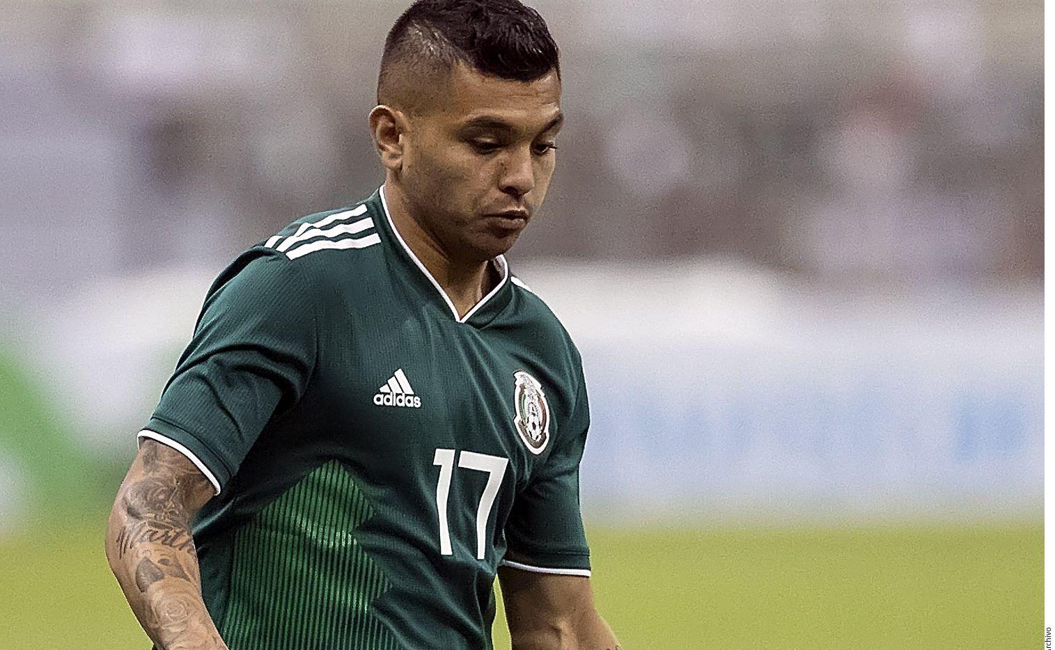 Jesus Manuel Corona no estará con el Tri ante Chile y Paraguay./ AGENCIA REFORMA