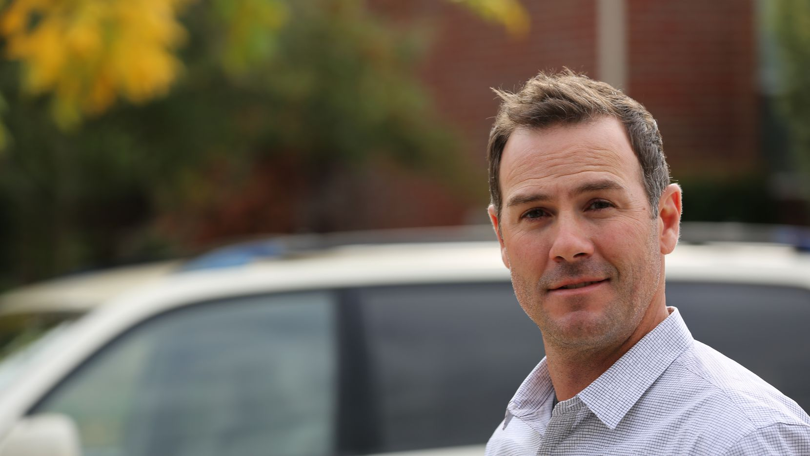 Chris Jacobs is one of the hosts of TLC's 'Long Lost Family.' Frisco's Kris Kahle will be featured in Sunday's episode.
