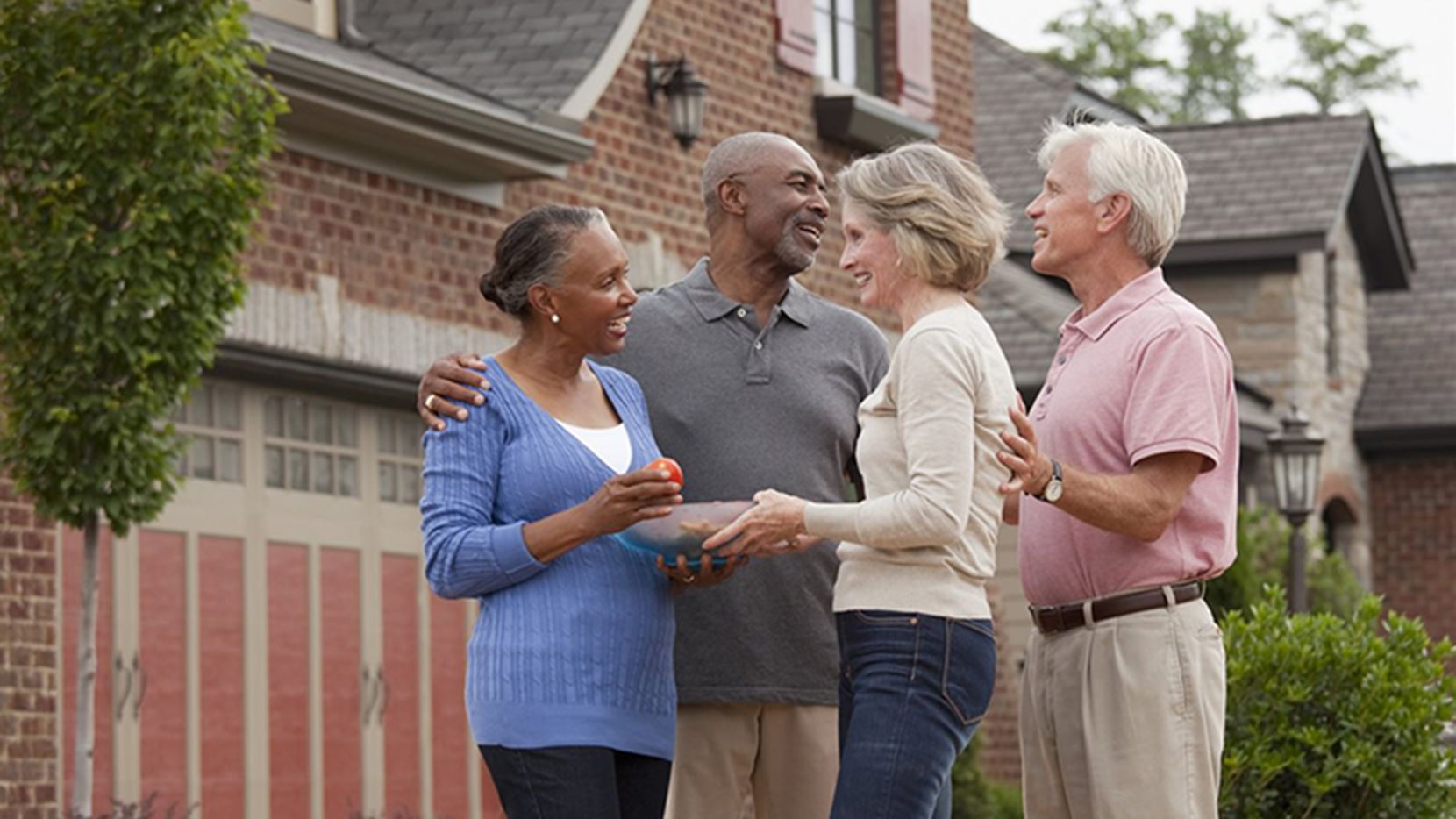 Befriending neighbors helps you build a strong community you can depend on and trust.