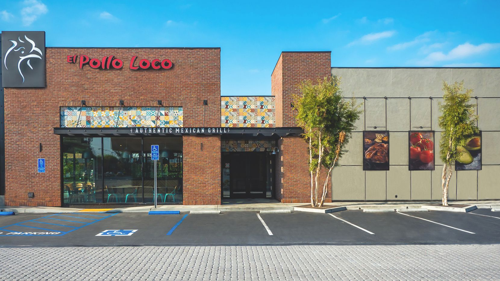 "The coming North Texas El Pollo Loco locations will use the chain's new ""vision"" design, which marries the atmosphere of a fast-casual restaurant with the speed of a fast-food restaurant."