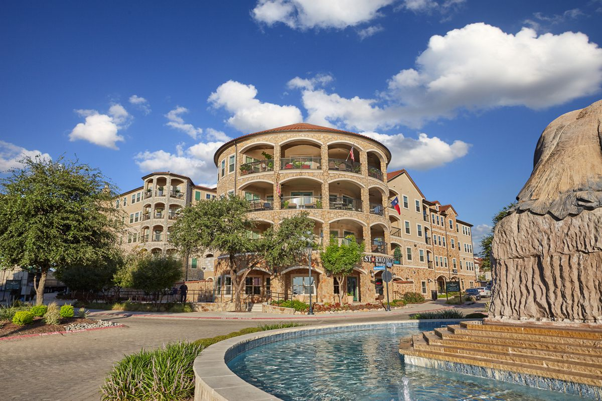 Draper and Kramer Inc purchased the St. Paul's Square apartments in McKinney.