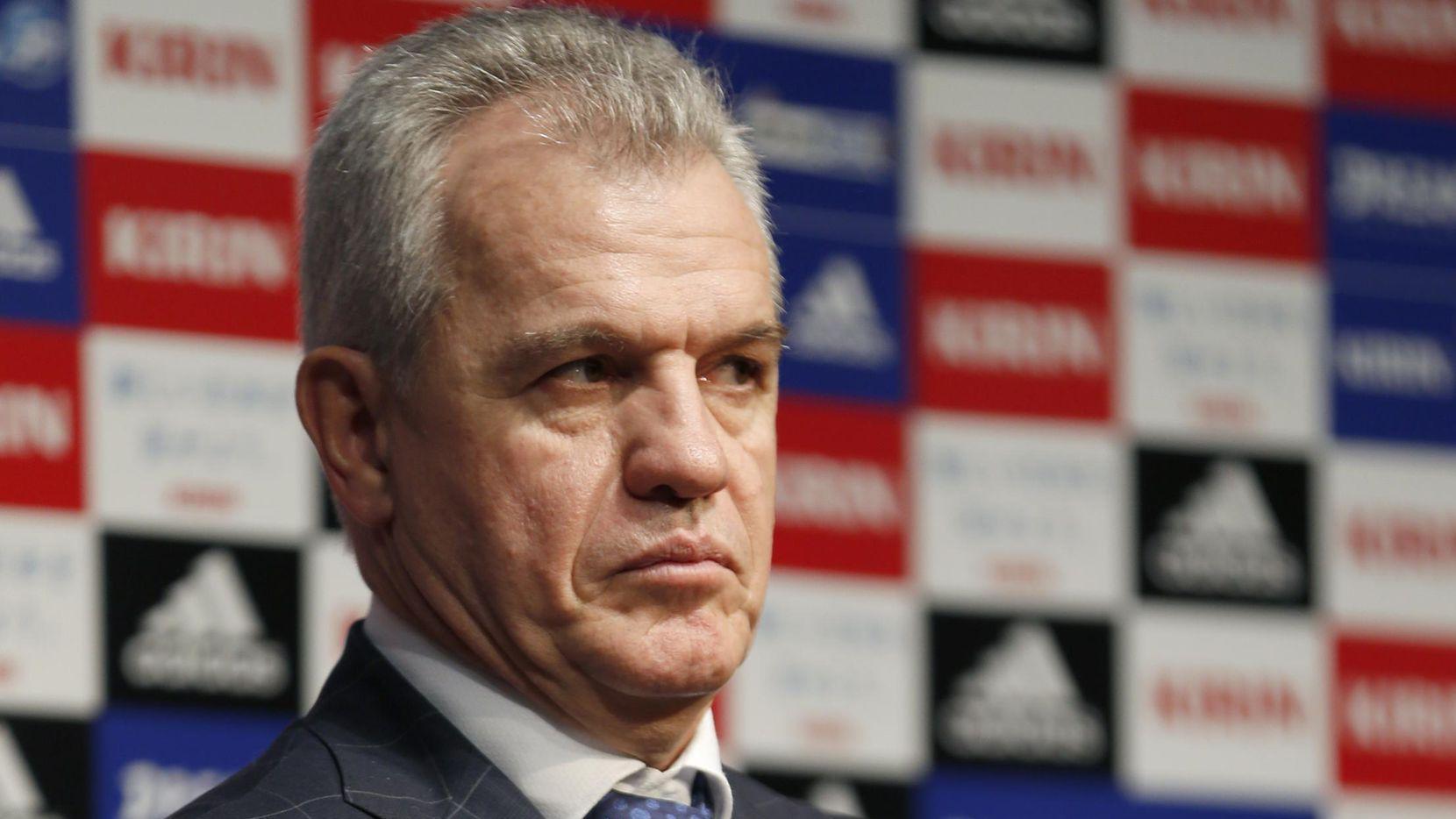 Javier Aguirre, ex técnico de las selecciones de México y Japón.(AP)