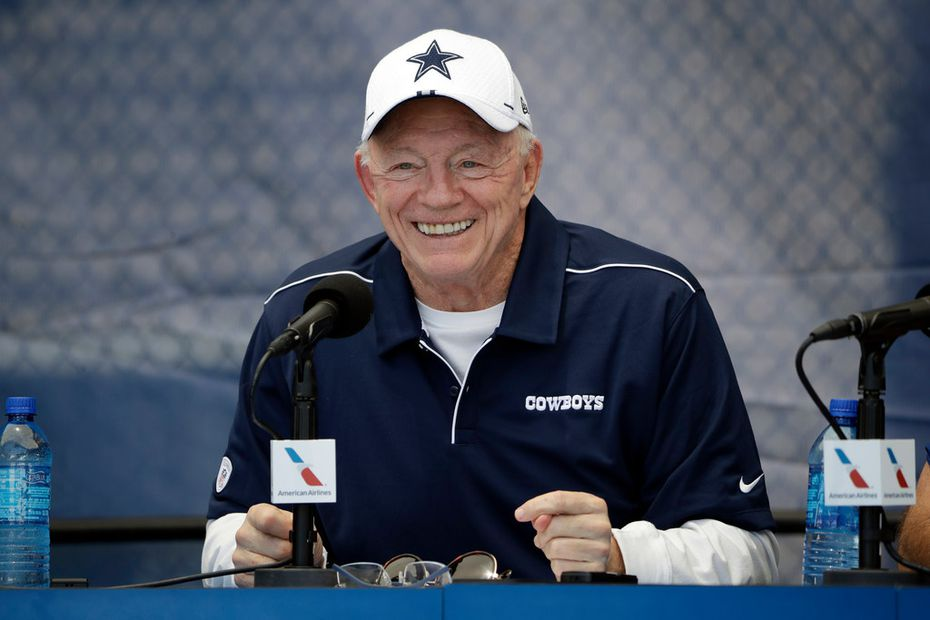 Dallas Cowboys owner Jerry Jones founded Legends Hospitality in 2008 with late New York Yankees owner George Steinbrenner.