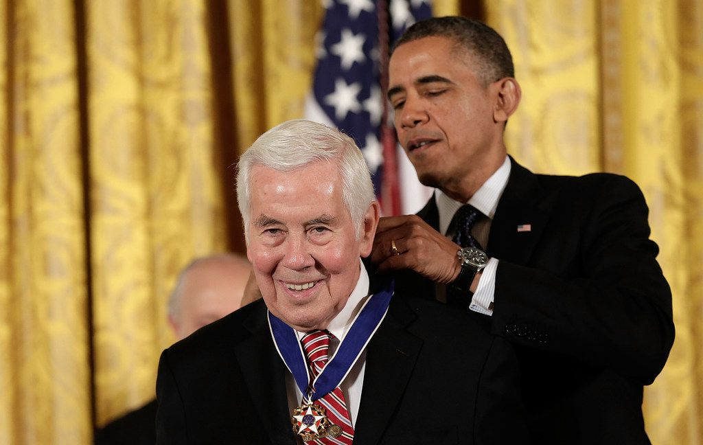 Former Senator Richard Lugar (R-IN) has died due to complications from a neurological disorder. He was 87 years old.