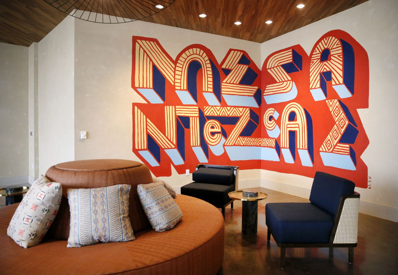 Mesa Nezal, the modern Mexican restaurant and bar at The Westin Irving Convention Center at Las Colinas.