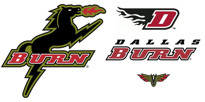 Dallas Burn logos