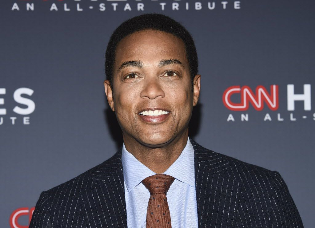 El program del presentador Don Lemon fue sacado del aire tras la amenaza de bomba en el edificio de CNN. (Photo by Evan Agostini/Invision/AP, File)