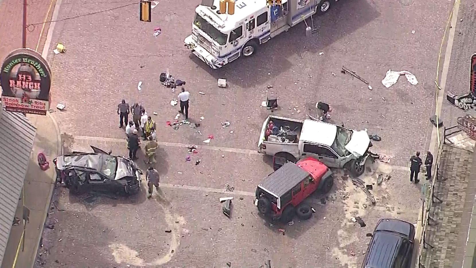 Burglary suspect's Stockyards crash killed Fort Worth woman