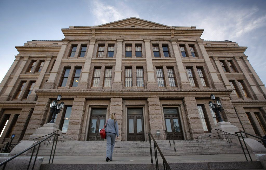 The Texas Capitol will be the site of major budget battles next year.