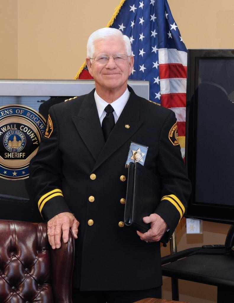 Rockwall County Sheriff Harold Eavenson.