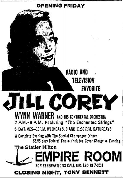 An ad from The Dallas Morning News on Oct. 15, 1959