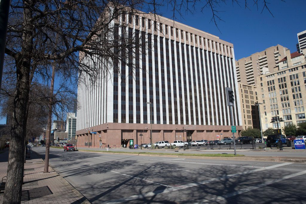 The Earle Cabell Federal Building, the U.S. federal courthouse, in Dallas where a Richardson man is on trial for providing support to ISIS.