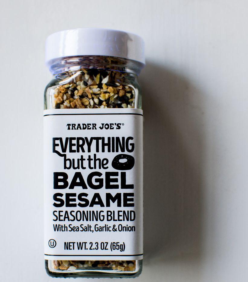 Everything But the Bagel Sesame Seasoning Blend from Trader Joe's