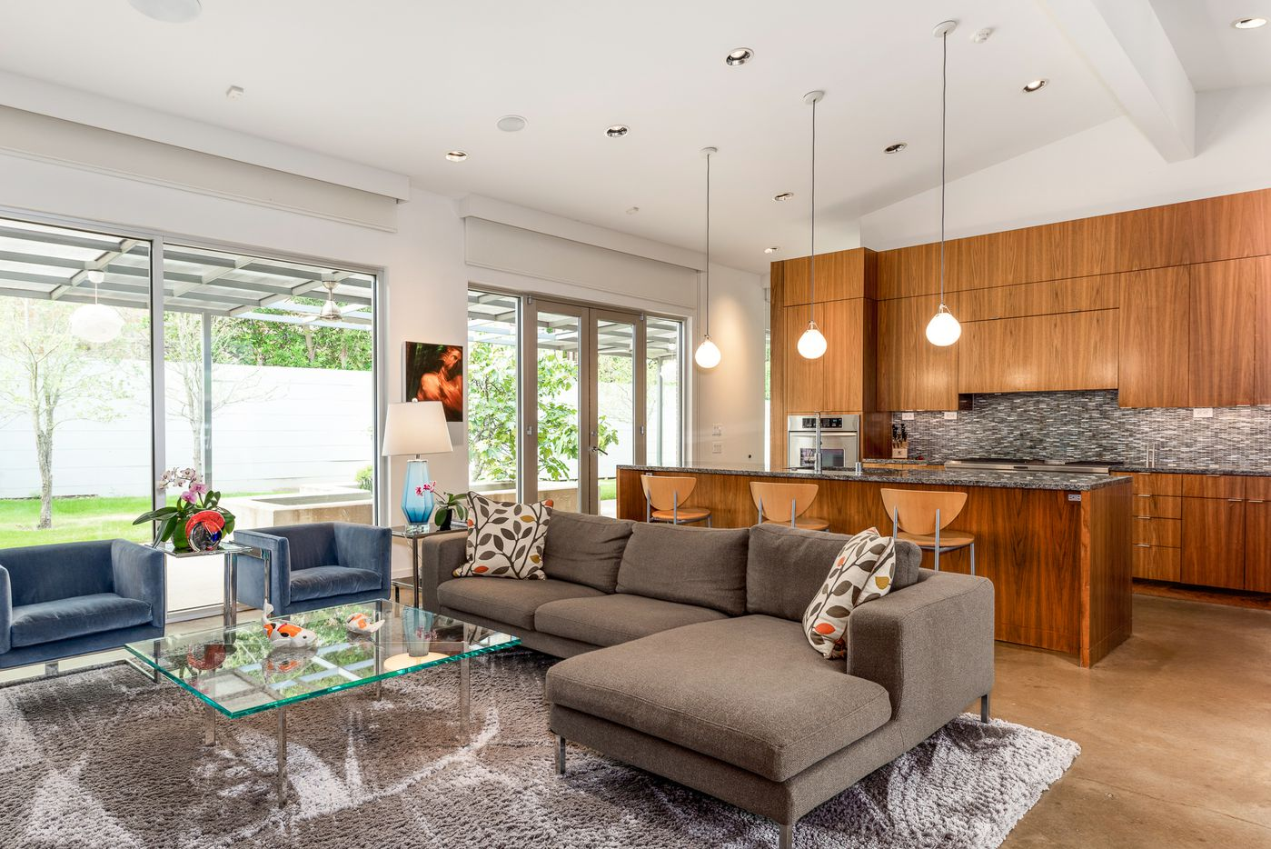 A look at 845 N. Oak Cliff Boulevard in Dallas, one of the houses on the 2019 Heritage Oak Cliff Home Tour.