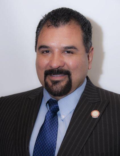 County purchasing director Daniel Garza