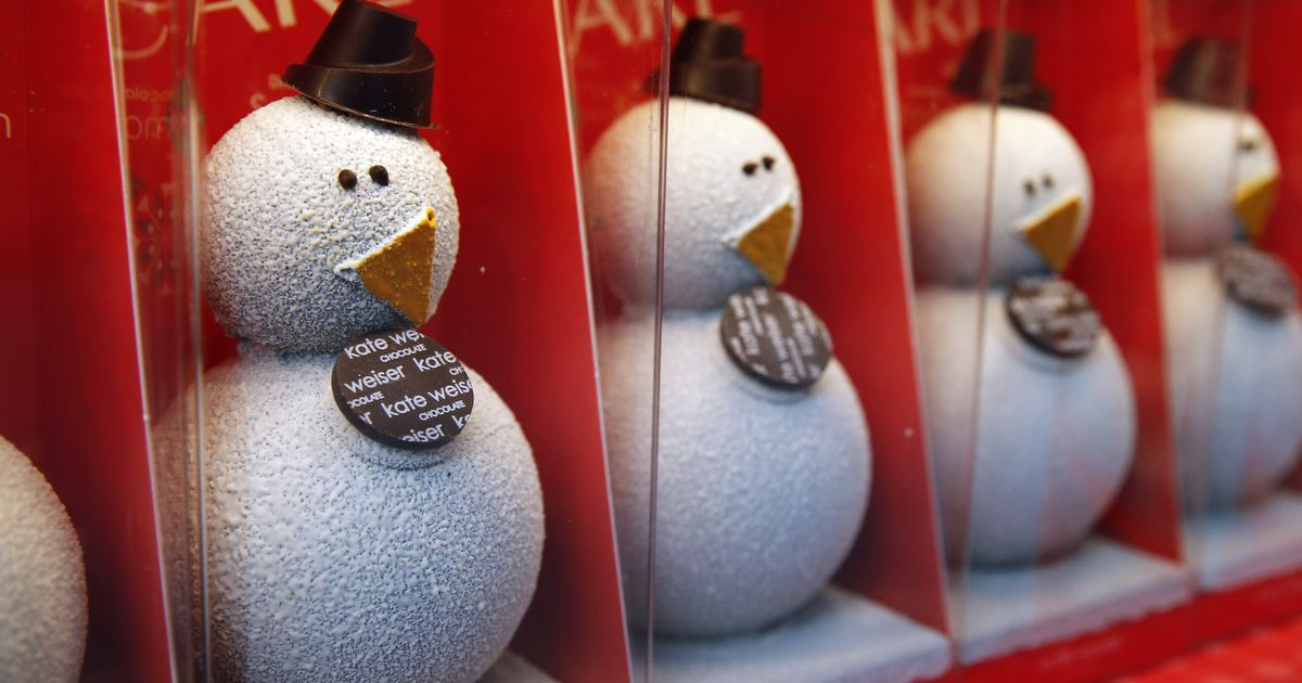 Dallas chocolatiers popping up with special holiday shops all over North Texas