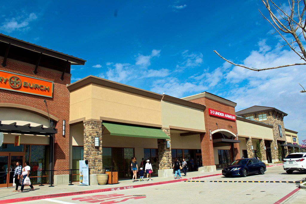 A 122,000 square foot expansion of Allen Premium Outlets was completed in 2018.