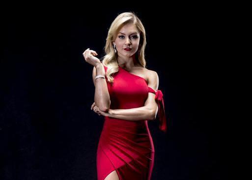 Angelique Boyer protagonizará la nueva telenovela de Univision.(UNIVISION)