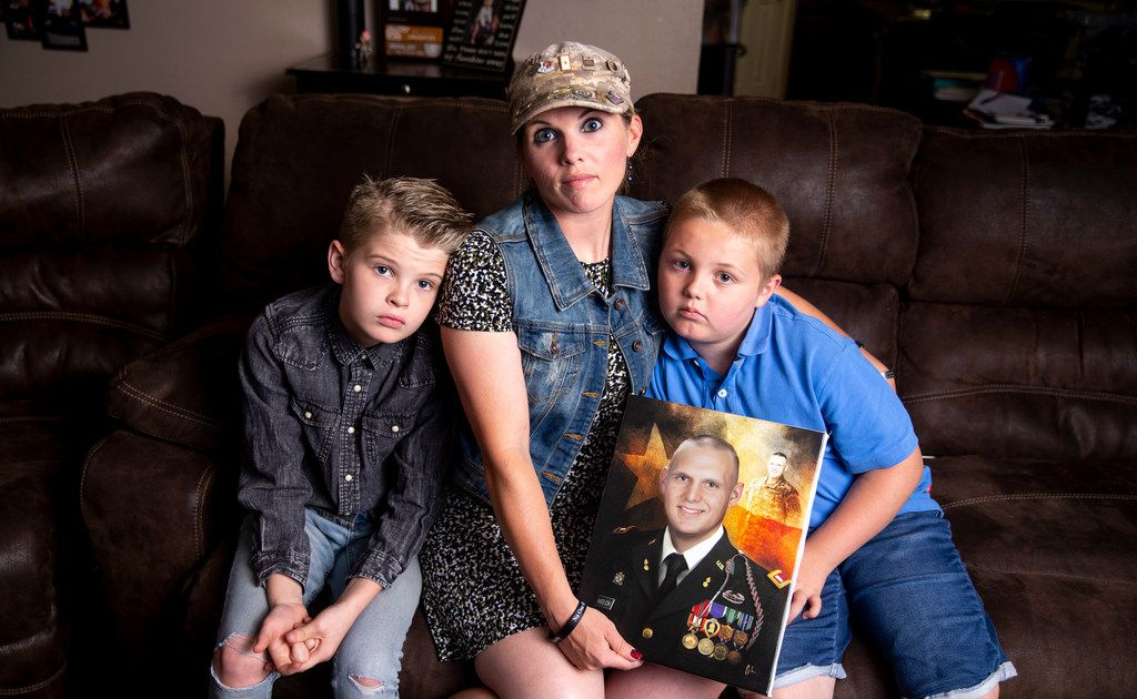 A tax glitch dinged this Gold Star family in Wylie, along with many others. Congress is working on a fix