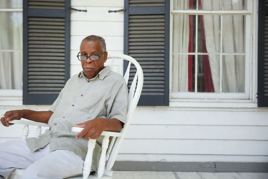 Donald Payton's forebears were slaves for William Brown Miller on a plantation near present-day Paul Quinn College. The slaves built the Millermore House, which is now in Dallas Heritage Village.
