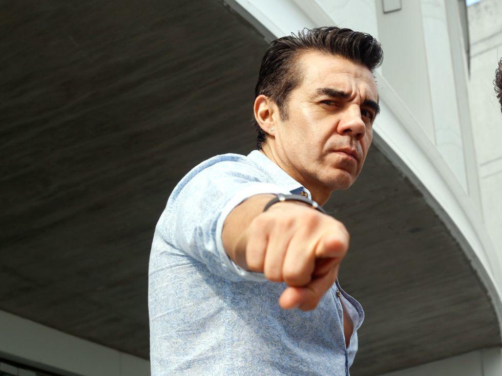 EL actor Adrián Uribe. AGENCIA REFORMA