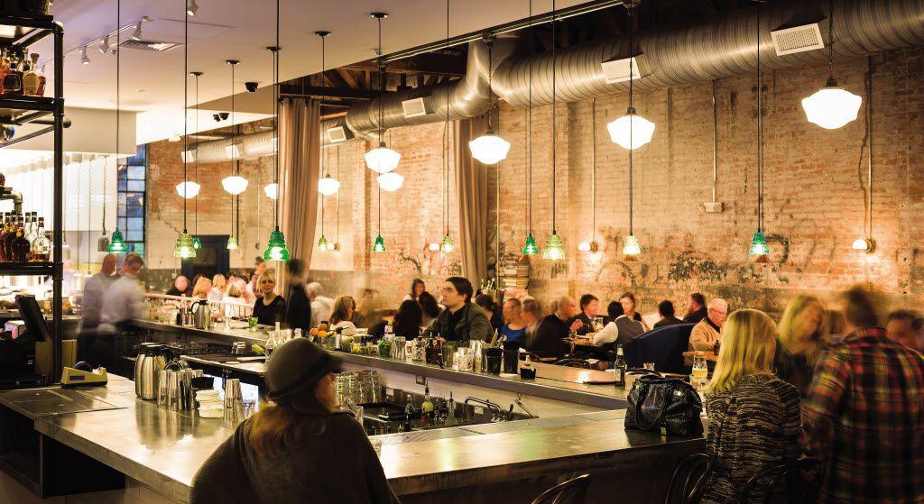 """Filament shuttered Sunday in Deep Ellum. Chef Matt McCallister says business wasn't brisk enough to """"pay the bills."""""""