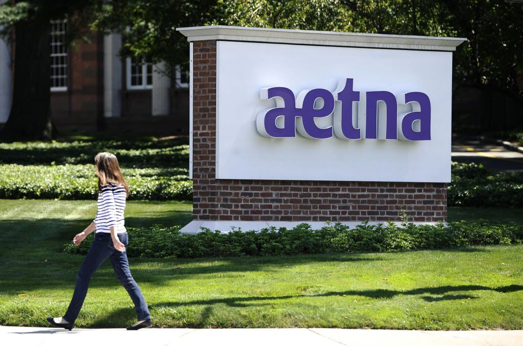 Aetna Inc., the nation's third-largest insurer, is pulling out of the Obamacare exchanges in 11 states, including Texas. HealthCare.gov customers in Dallas will have far fewer choices next year. (AP Photo/Jessica Hill, File)