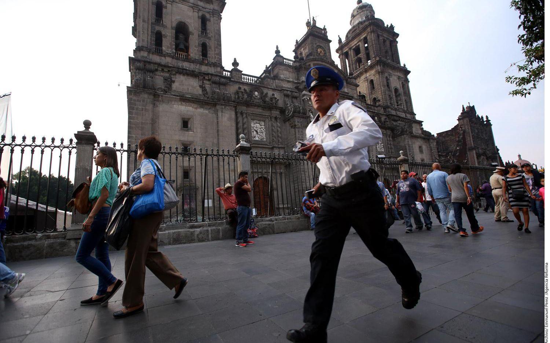 El sacerdote José Miguel Machorro Alcalá, quien fue apuñalado el 15 de mayo en la Catedral Metropolitana, fue reportado con muerte cerebral.(AGENCIA REFORMA)