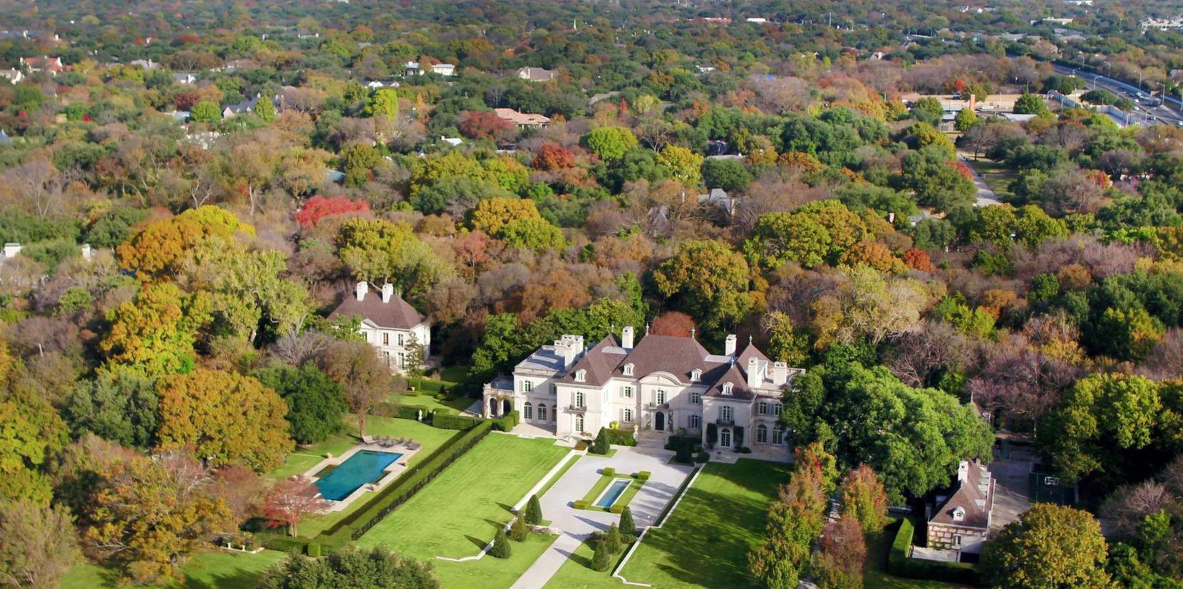The former Hicks estate in North Dallas sold for $36.2 million.