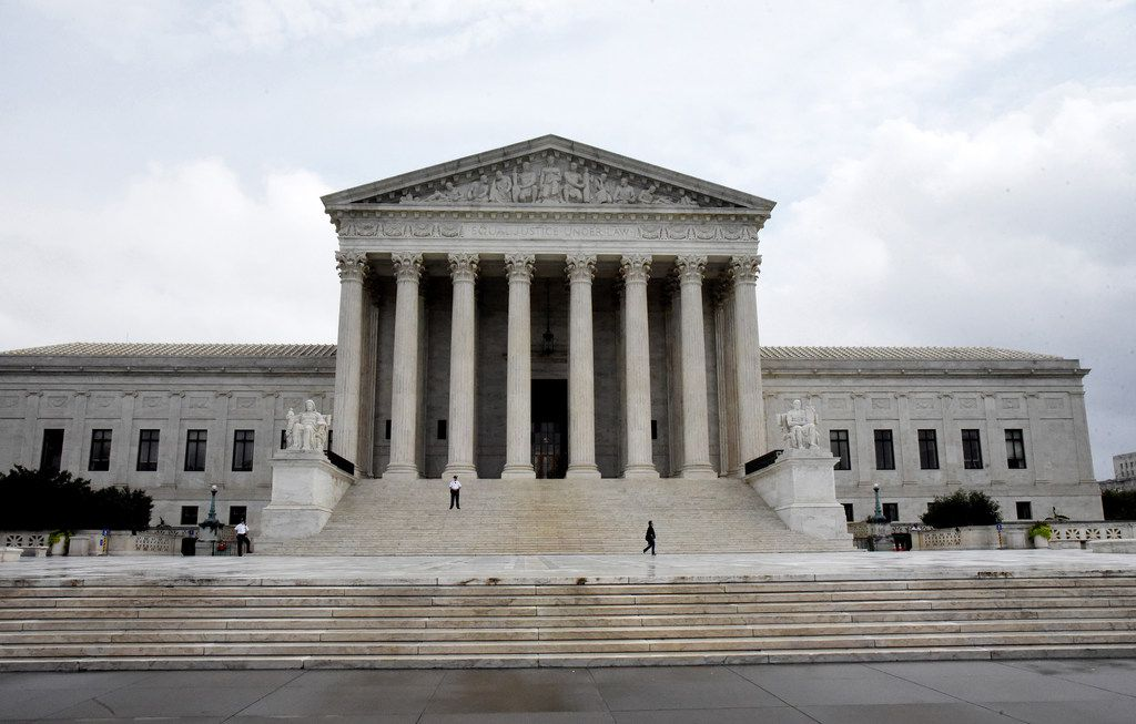 The Supreme Court asserted the doctrine of judicial supremacy in 1955.