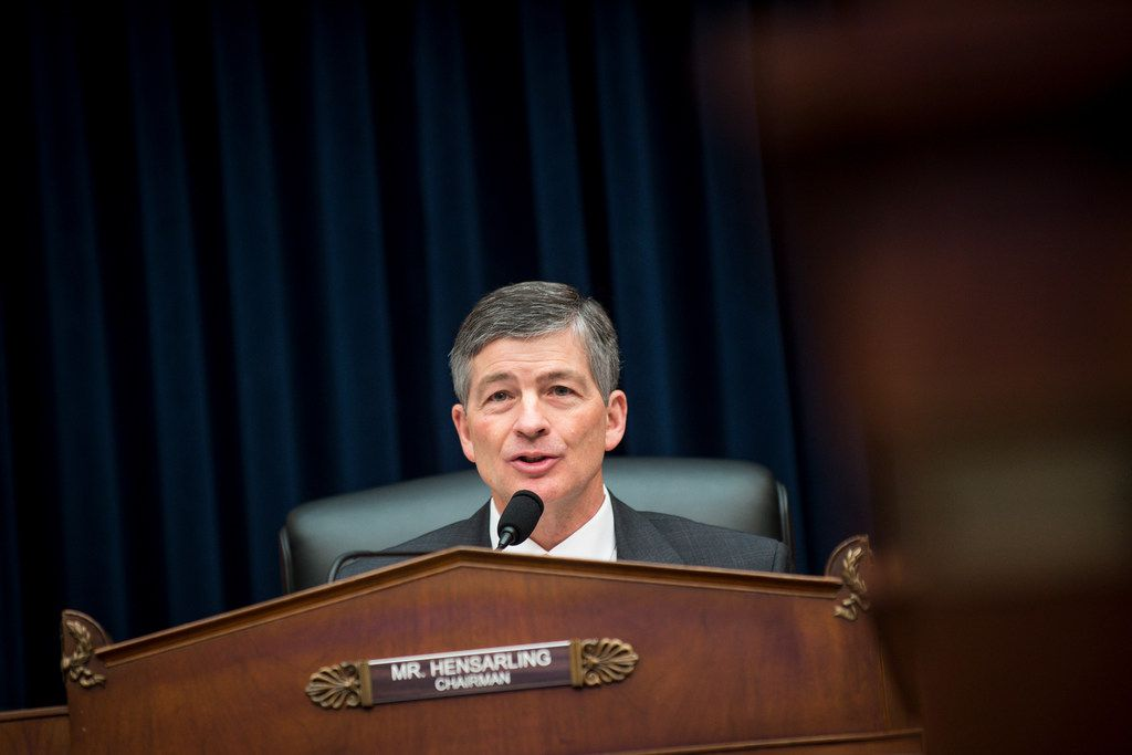 UBS hires Jeb Hensarling, the Dallas Republican who chaired