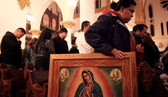 Los católicos honrarán a la Virgen Morena esta semana. (AL DÍA/ARCHIVO)