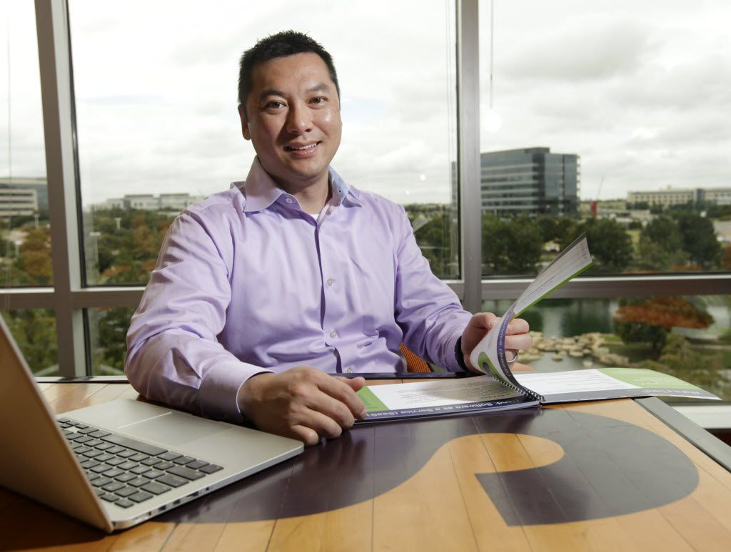 Ken Koo founded the Bridge Alliance, a company that plays the role of part consultant and part matchmaker between startups and big companies. He started the company after noticing that C-suite executives and startup founders weren't talking to each other.