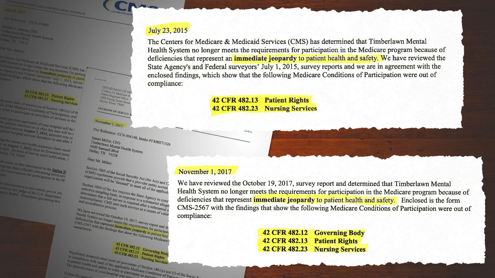 5 times we used Texas public records to get answers — and