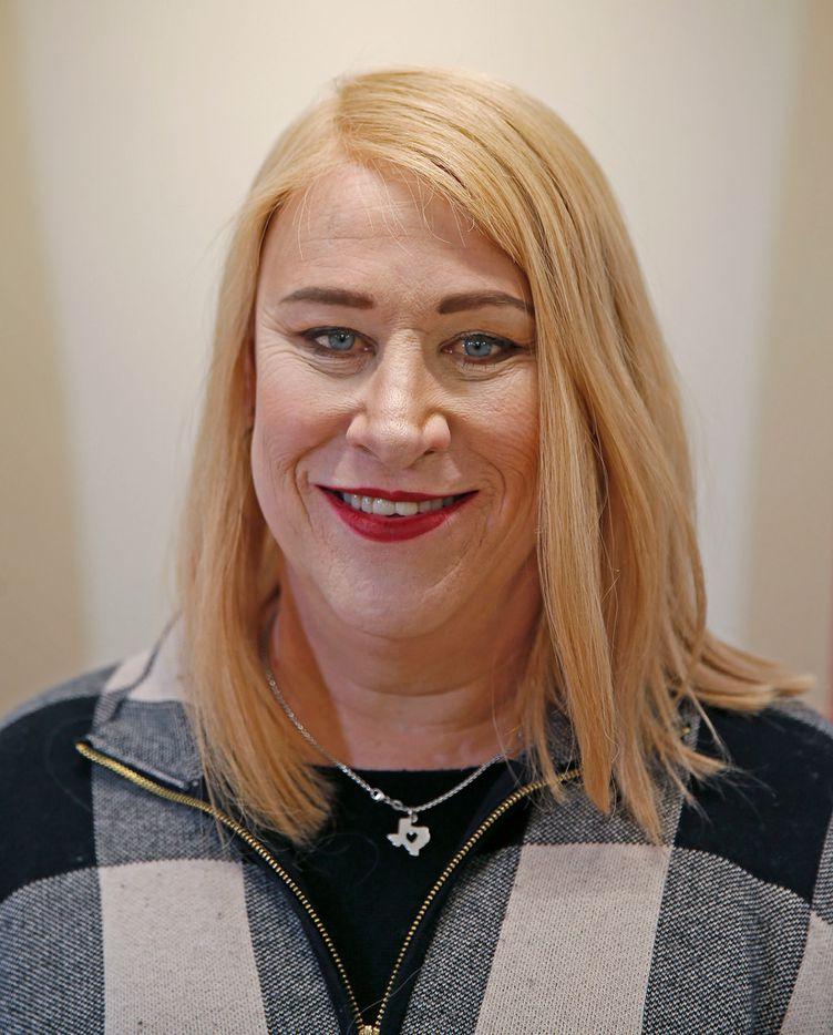 New Hope Mayor Jess Herbst