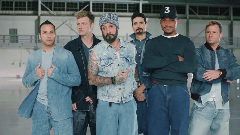 Doritos' spot transcends generations with Chance the Rapper and the Backstreet Boys.