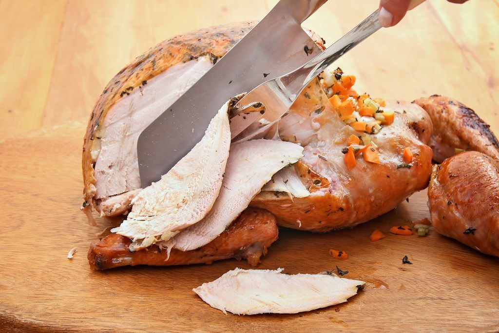 Cool River in Irving will serve turkey at lunch and dinnertime at Thanksgiving 2018 in addition to an a la carte menu recently created by chef Kent Rathbun.