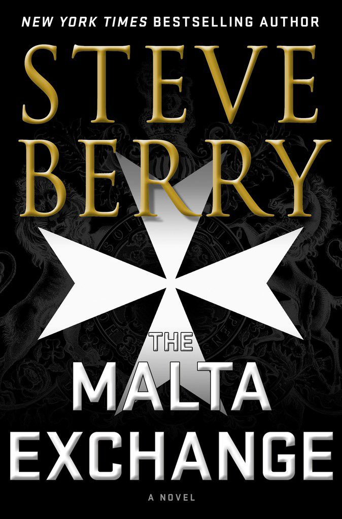Steve Berry's popular Cotton Malone character returns for more thrills in The Malta Exchange.