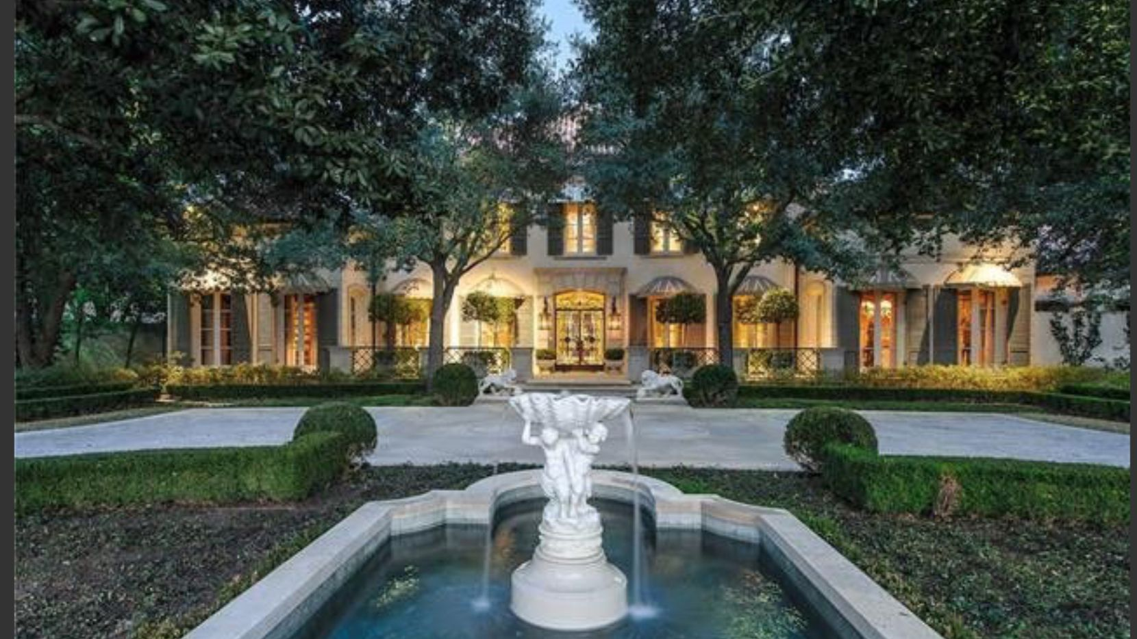 Oilman T. Boone Pickens' Preston Hollow mansion is for sale for just under $6 million.
